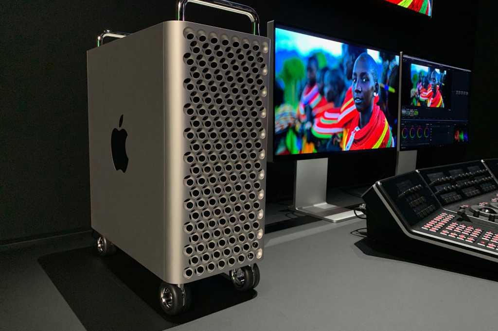 mac pro wheels