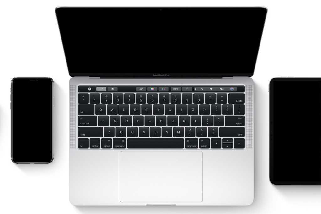 macbook iphone ipad blank screens
