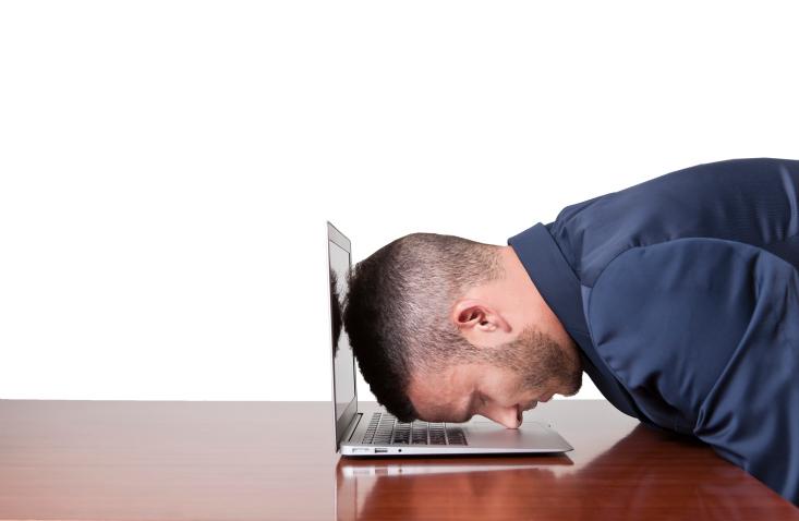 macbook air headdesk wifi problems aggravation frustration user