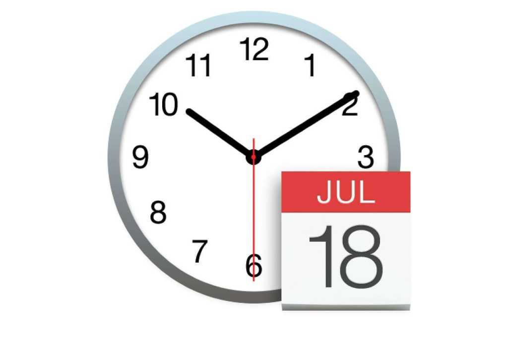 macos date time system preference icon