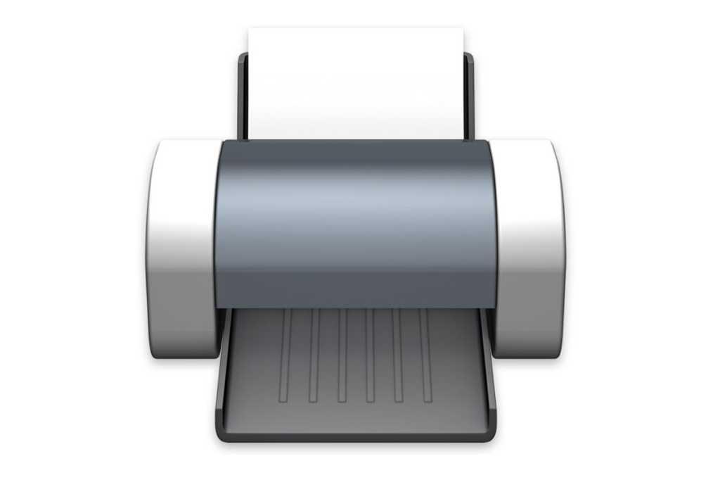 macos printer icon