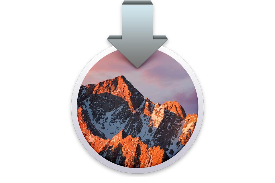 macos sierra installer icon