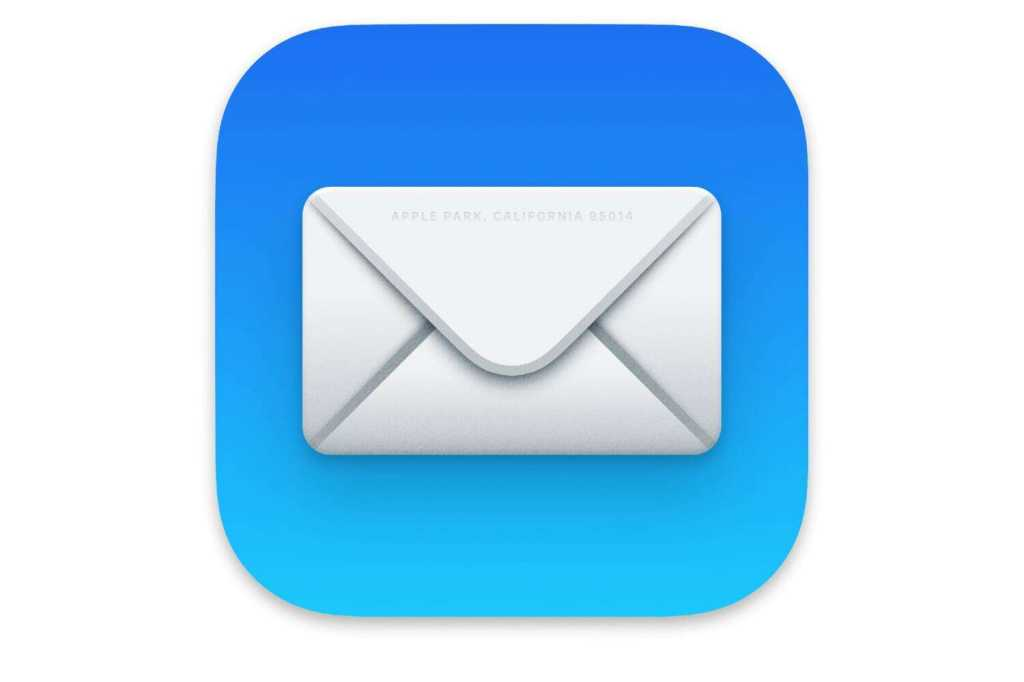 mail icon macos big sur