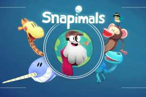 Snapimals is the modern-day Pokémon Snap and it's just as addictive