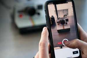 Moment's new RTRO app invokes stylish video looks