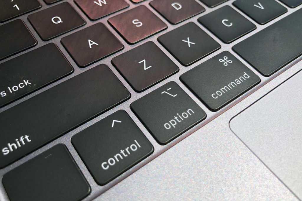 mid 2018 macbookpro keyboard