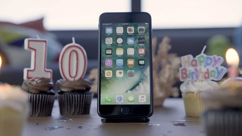 iPhone turns 10 years old