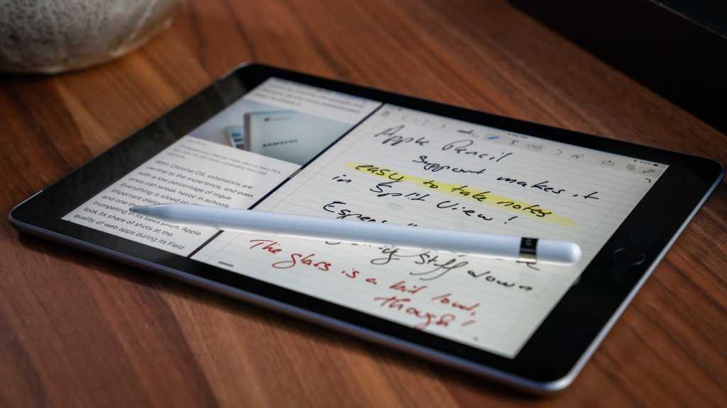 9.7-inch iPad (2018)