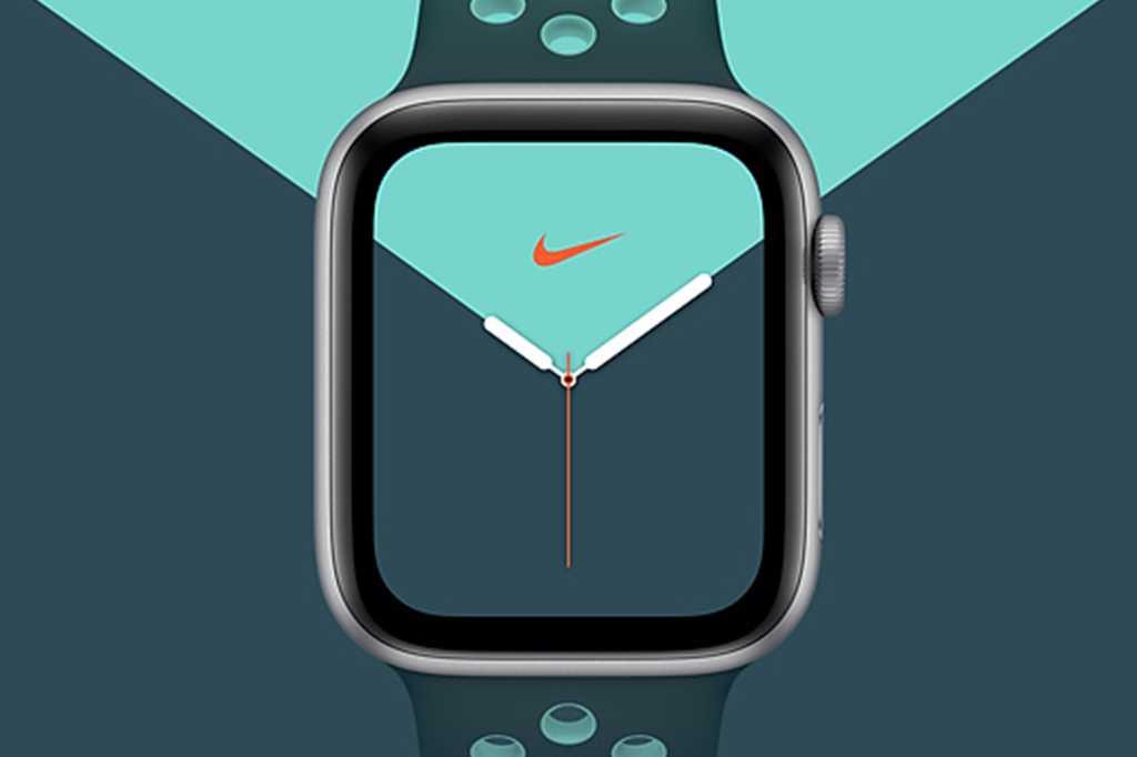 nike apple watch series 5