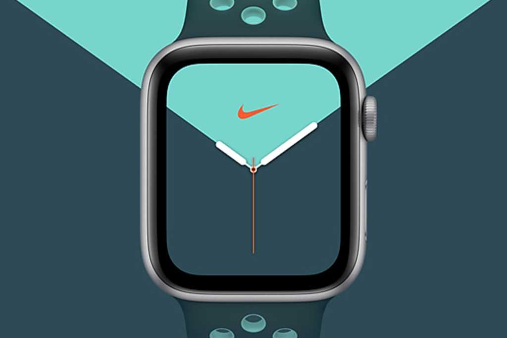 nike apple watch series 5