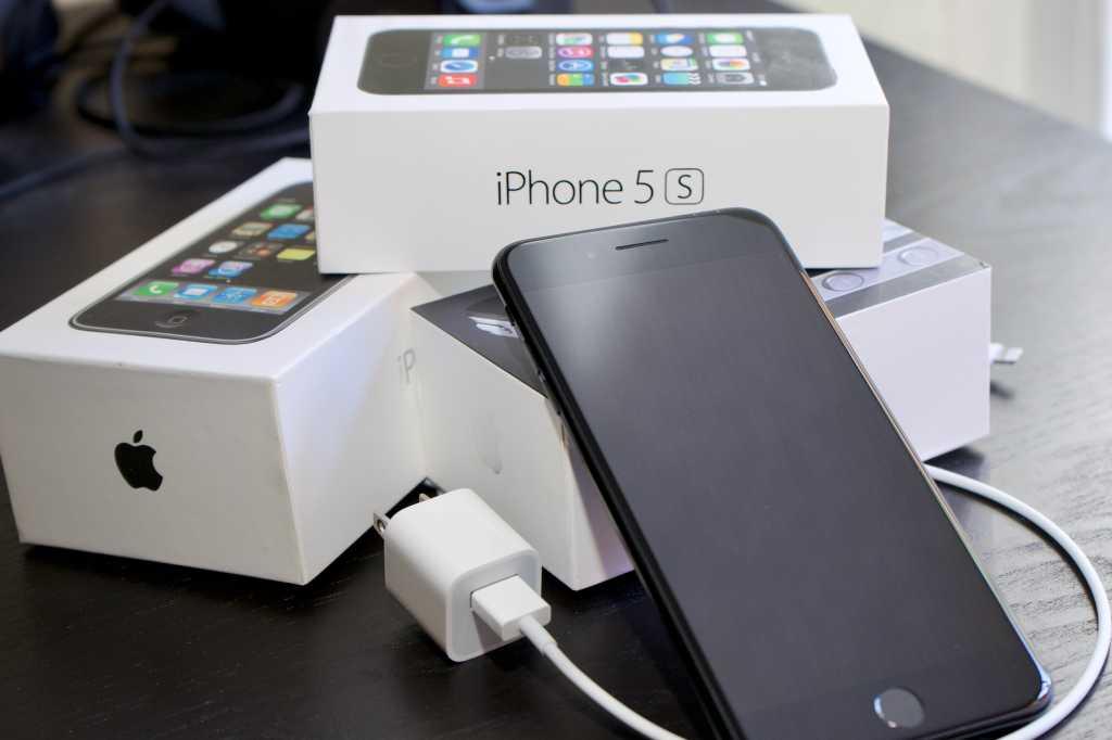 old iphones hero