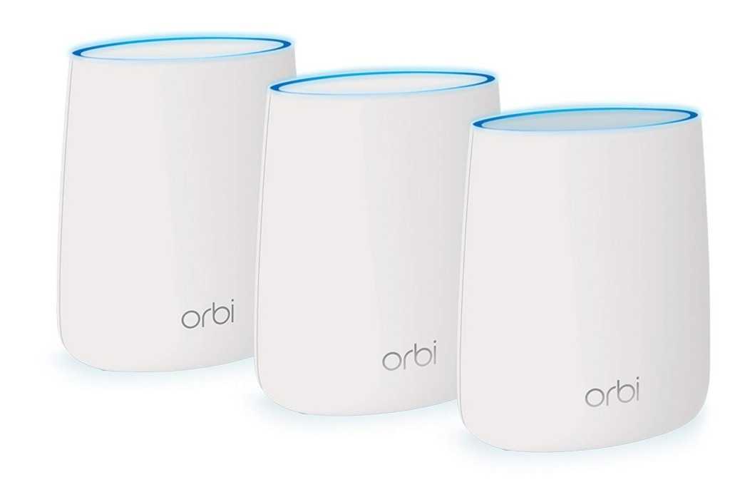 orbi home mesh wifi system