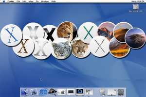 From Aqua to Catalina: The evolution of macOS X
