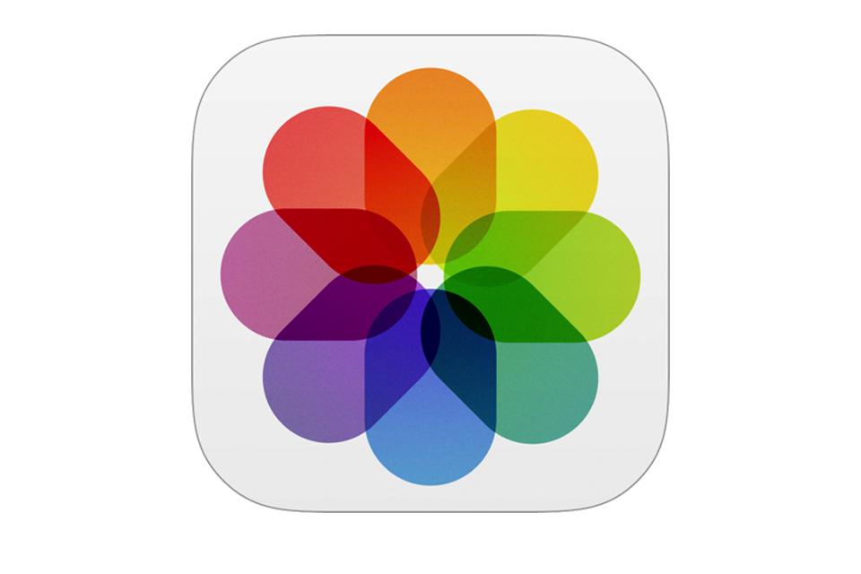 photos ios icon