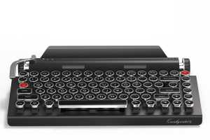 Qwerkytoys Qwerkywriter S Keyboard review: Great typing experience accompanied by whimsical features