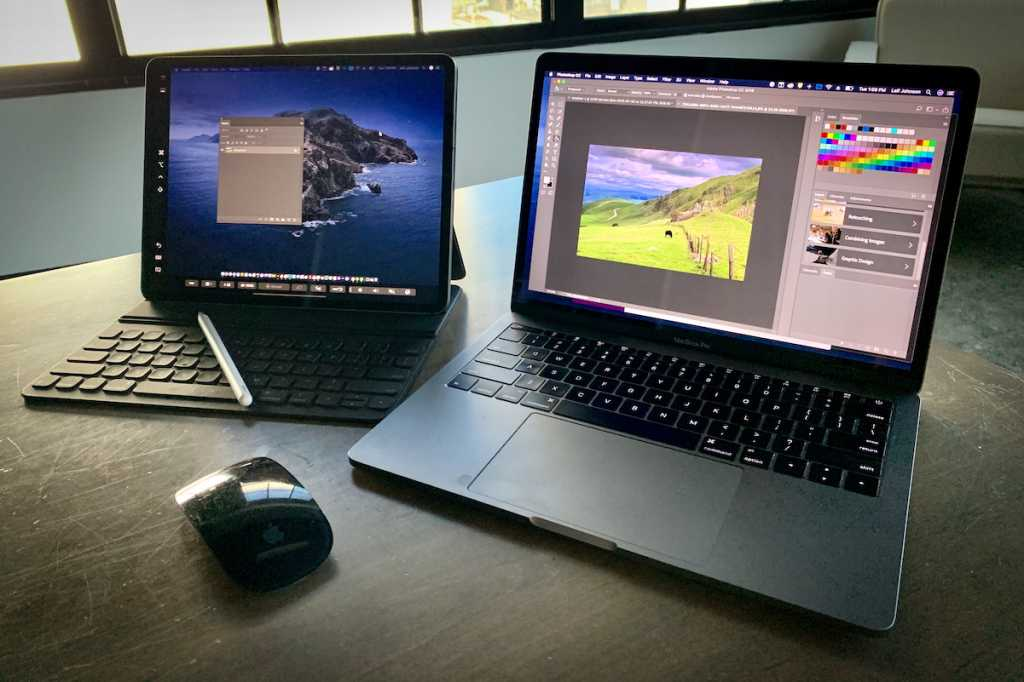 sidecar macbook ipad pro