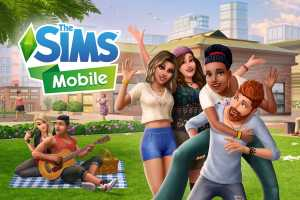 First Look: The Sims Mobile puts a fresher freemium spin on the familiar life game