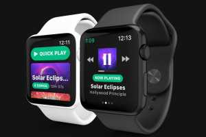 Spotify enlists third-party competitor to develop its official Apple Watch app