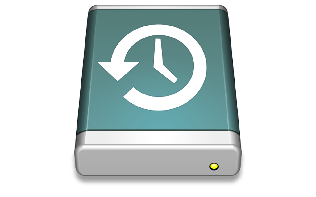 time machine el cap icon