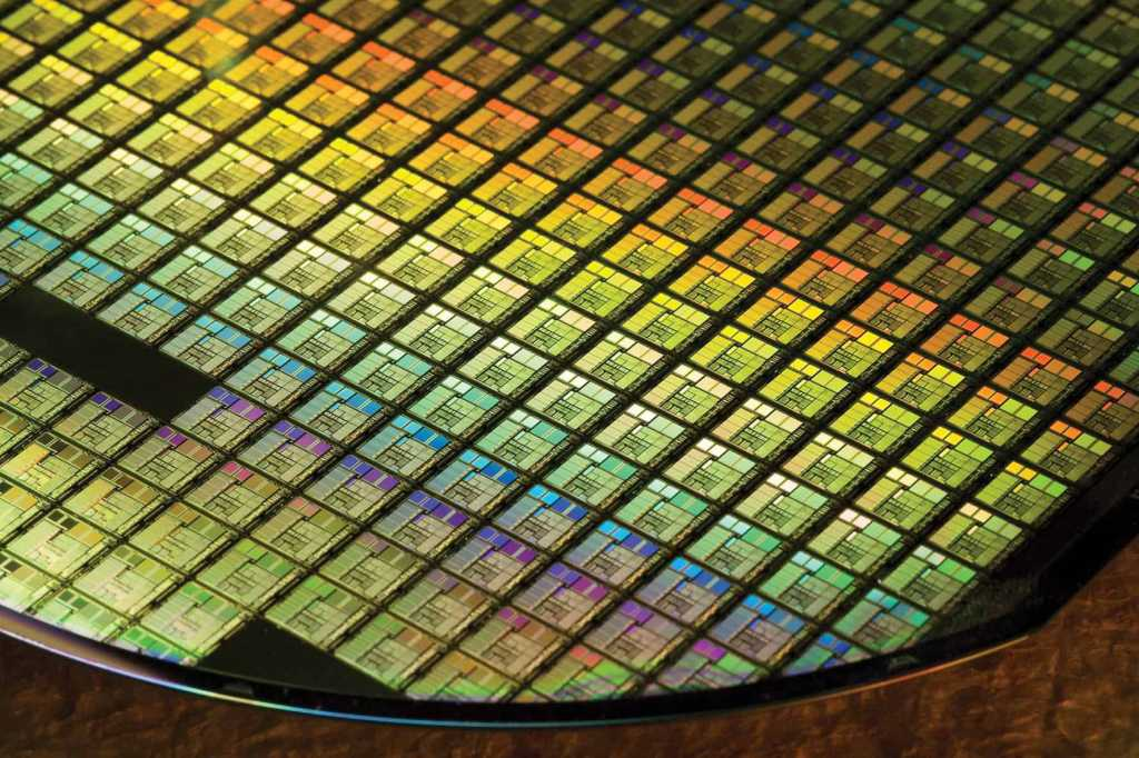tsmc wafer image