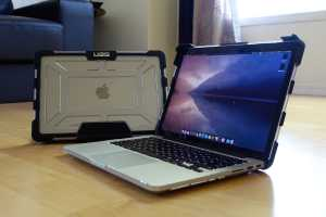 Urban Armor Gear Rugged Case review: An excellent tough case for your delicate flower of a laptop