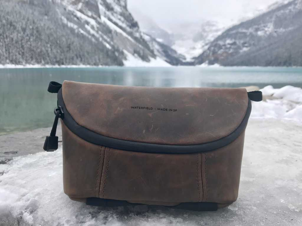 waterfield iphone camera bag hero