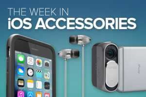 The Week in iOS Accessories and Cases: Logitech and Speck protect your iPad Pro
