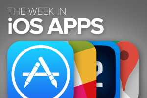 The Week in iOS Apps: Games, games, games