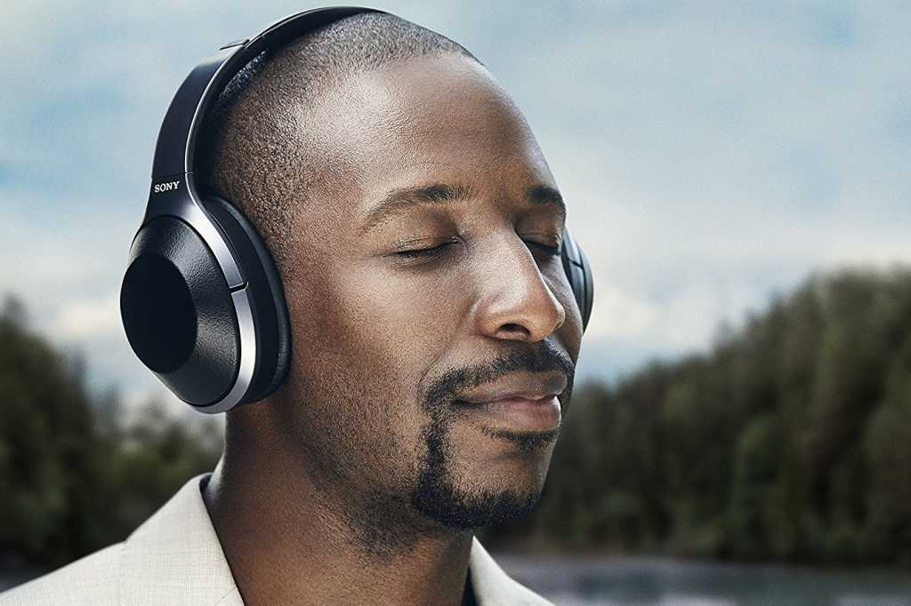 Sony WH1000XM2 noise cancelling headphones