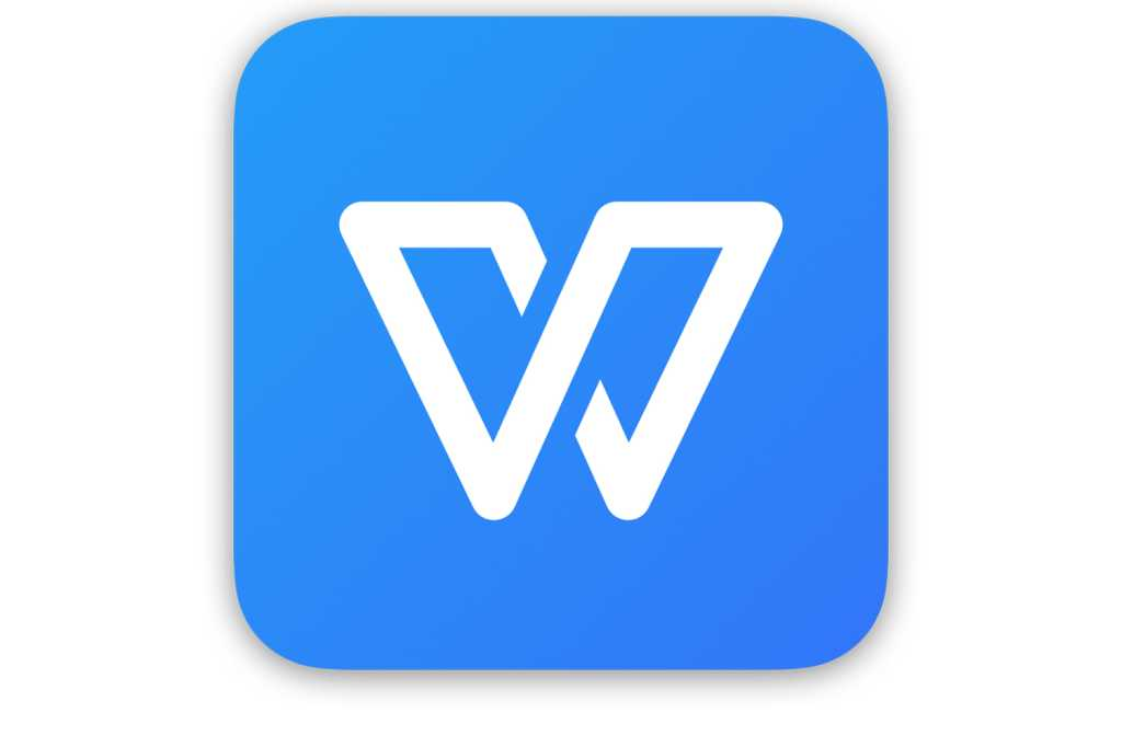 wps office mac icon