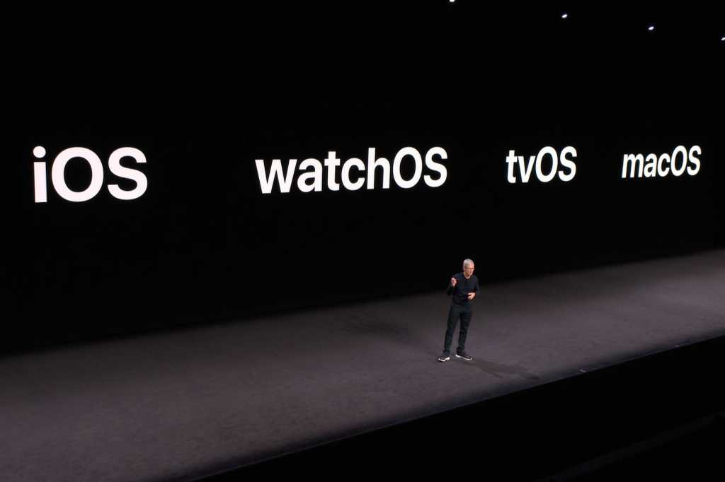 wwdc 18 announcements