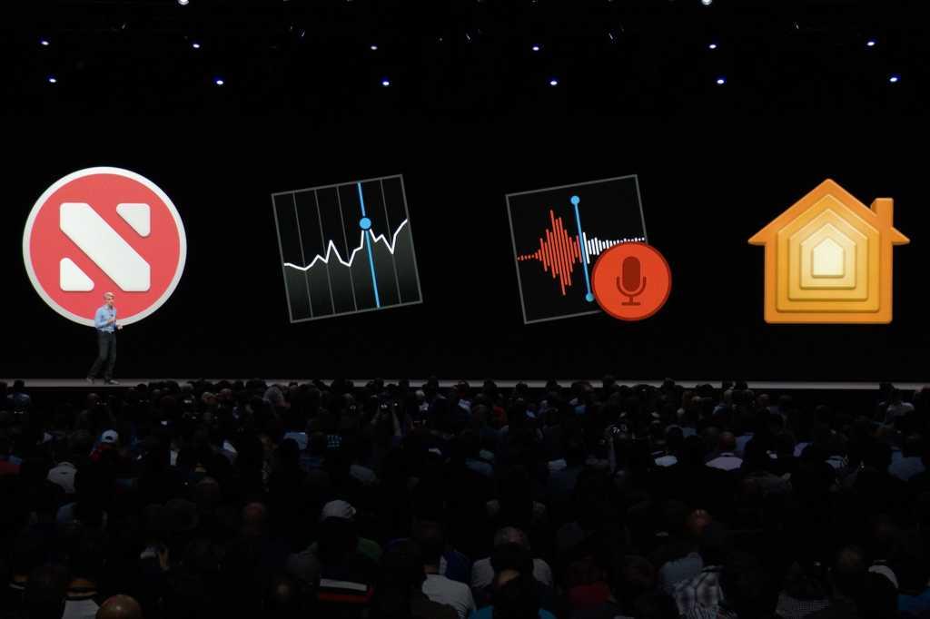 wwdc 2018 ios mac apps