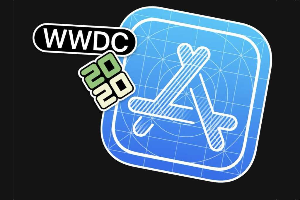 wwdc2020 developer logo