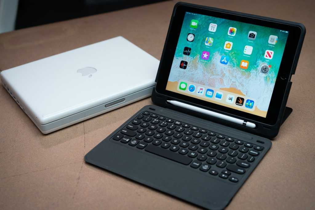 Zagg Slim Book Go keyboard case for 9.7-inch iPad review: Pressing all the  right buttons