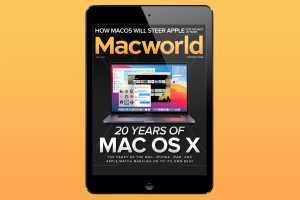 Macworld's May digital magazine: 20 years of Mac OS X