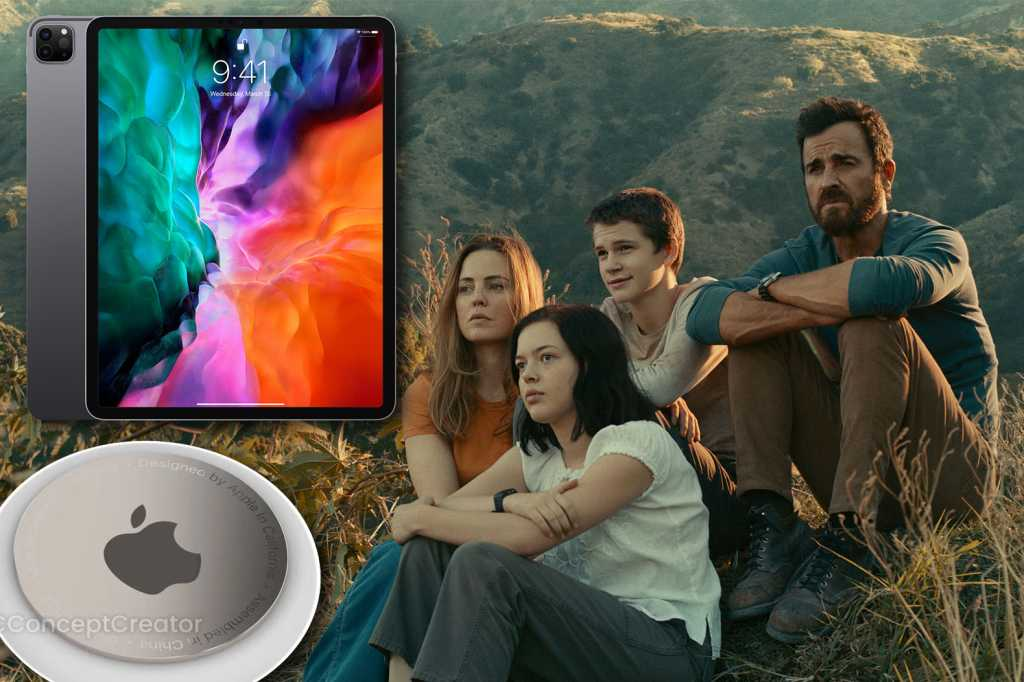 New Apple releases for April 2021