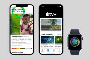 Apple celebrates Earth Day by highlighting content throughout its ecosystem