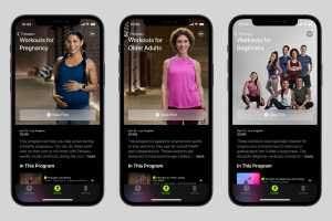 Apple expands Fitness+ with new workouts and a new instructor