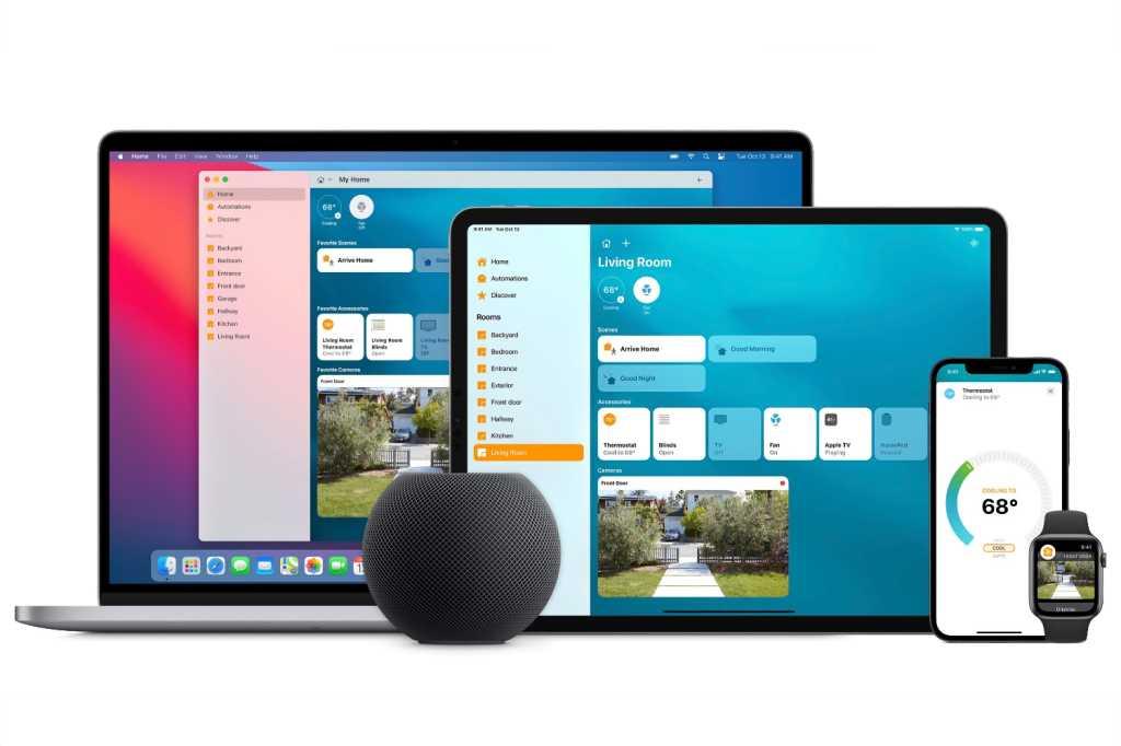 Apple HomeKit setup