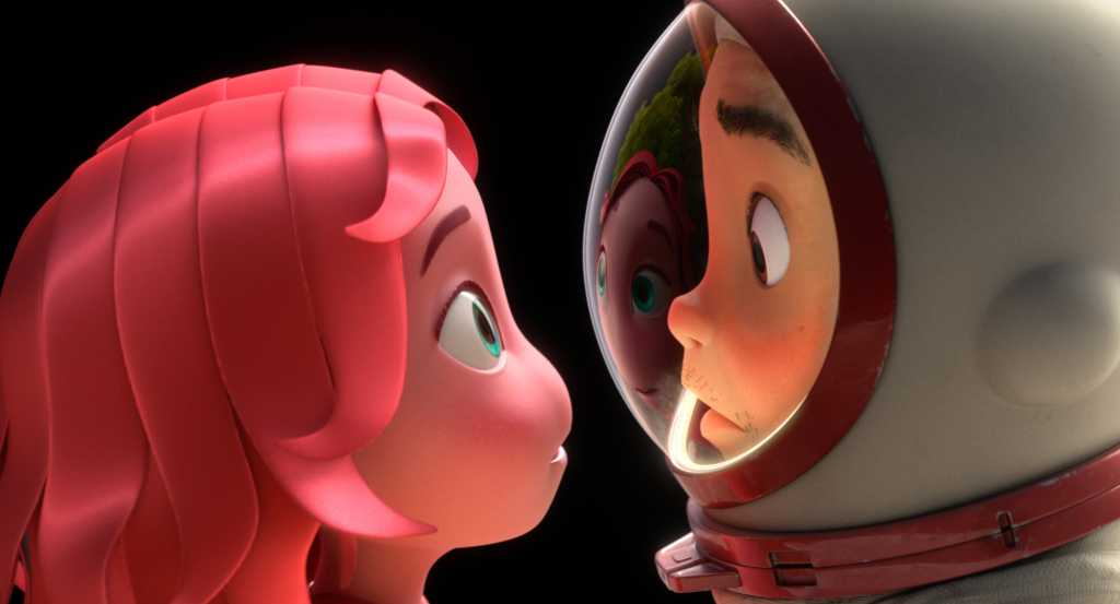 Coming to Apple TV+: Animated short film 'Blush' is coming soon thumbnail