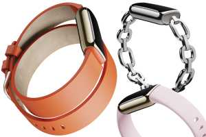 Fitbit's new Luxe tracker is a stylish hybrid of the Sense and the Charge 4