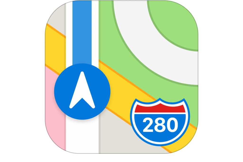 ios 13 maps icon