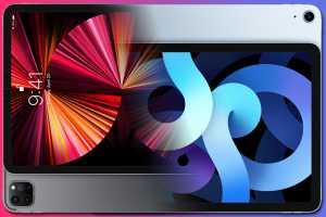 11-inch M1 iPad Pro vs iPad Air: Back on top