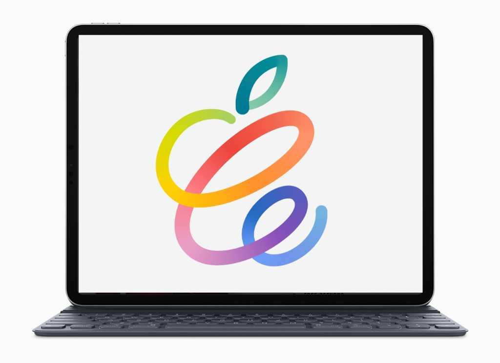 iPad Pro Spring Loaded invite