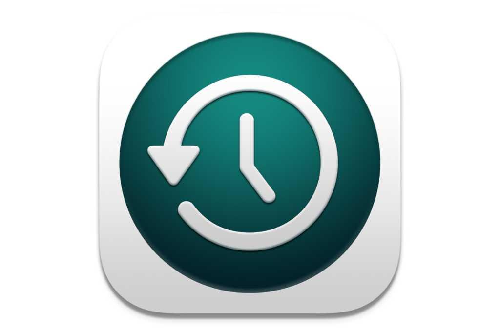 macOS Big Sur Time Machine icon