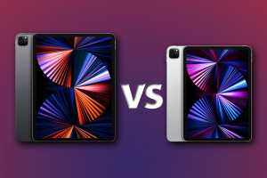11-inch vs 12.9-inch M1 iPad Pro: The screen makes all the difference