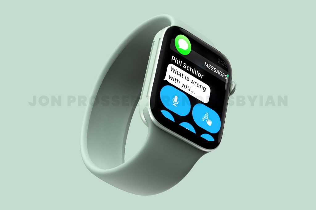 Apple watch apple stock news