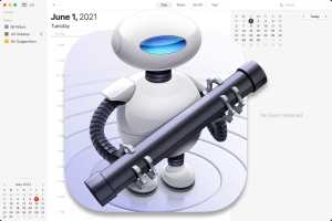 How to connect automated sequences with a calendar entry on a Mac