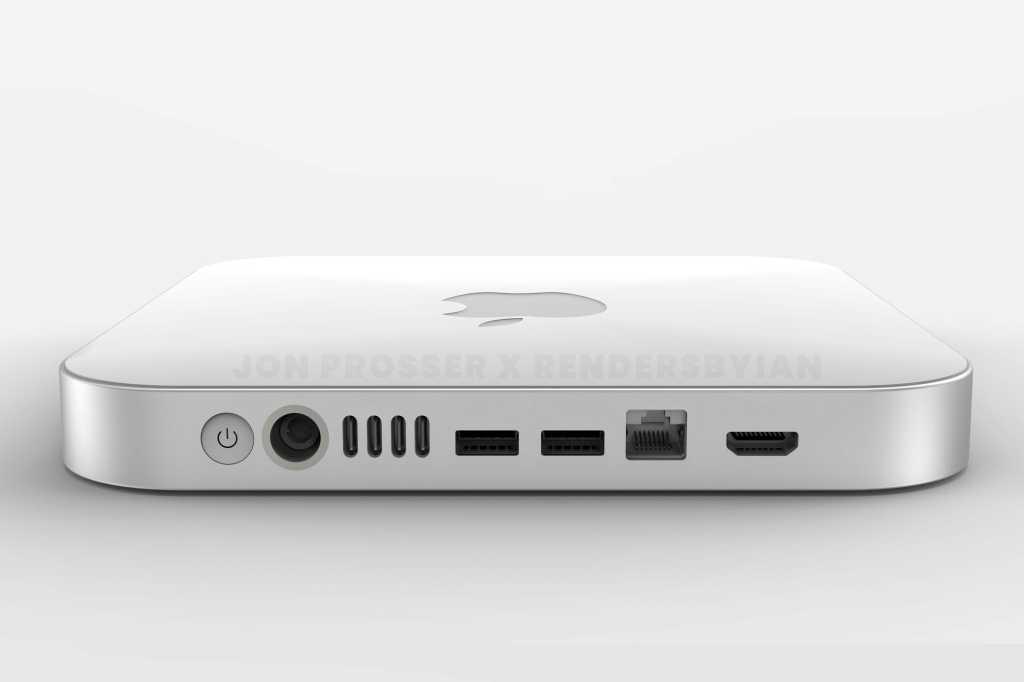 Mac mini back