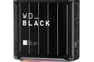 WD_Black D50 review: A fast Thunderbolt 3 dock with internal storage